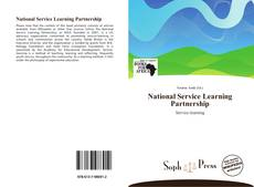 Copertina di National Service Learning Partnership