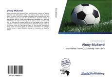 Portada del libro de Vinny Mukendi