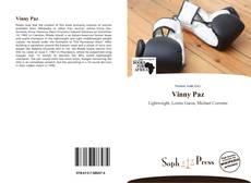 Portada del libro de Vinny Paz