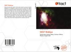 Borítókép a  5847 Wakiya - hoz
