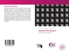 Bookcover of Andrew File System