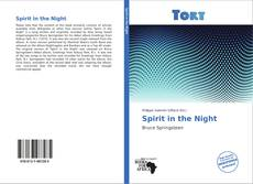 Bookcover of Spirit in the Night
