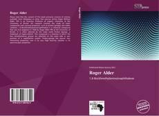 Buchcover von Roger Alder