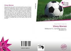 Portada del libro de Vinny Warren