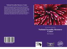 Couverture de National Sexuality Resource Center