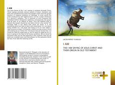Bookcover of I AM