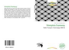 Capa do livro de Vinnytsia Tramway