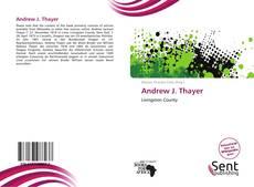 Portada del libro de Andrew J. Thayer
