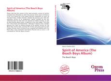 Buchcover von Spirit of America (The Beach Boys Album)