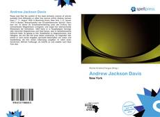 Bookcover of Andrew Jackson Davis