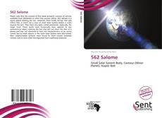 562 Salome kitap kapağı