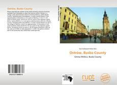 Ostrów, Busko County的封面