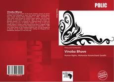 Vinoba Bhave kitap kapağı