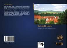 Bookcover of Ostrožská Lhota