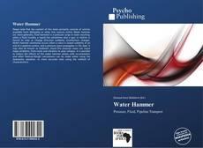 Capa do livro de Water Hammer