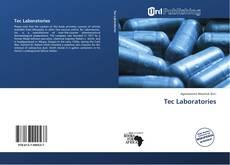 Capa do livro de Tec Laboratories