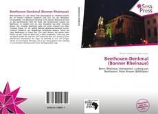 Bookcover of Beethoven-Denkmal (Bonner Rheinaue)