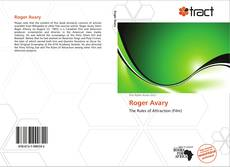 Bookcover of Roger Avary