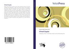 Bookcover of Vinod Gupta