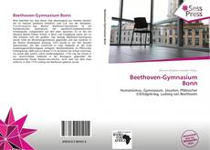 Bookcover of Beethoven-Gymnasium Bonn