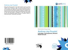 Bookcover of Andrew Jay Feustel