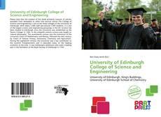 Обложка University of Edinburgh College of Science and Engineering