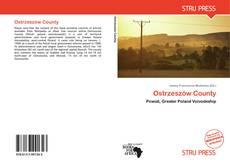 Buchcover von Ostrzeszów County
