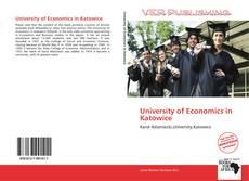 Portada del libro de University of Economics in Katowice