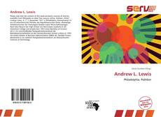 Andrew L. Lewis kitap kapağı
