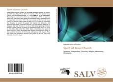 Spirit of Jesus Church kitap kapağı