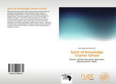 Bookcover of Spirit of Knowledge Charter School