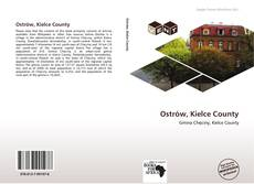 Bookcover of Ostrów, Kielce County