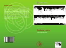 Portada del libro de Andrew Luster