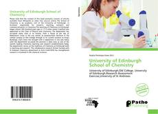 University of Edinburgh School of Chemistry的封面