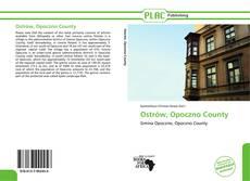 Ostrów, Opoczno County的封面