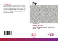Copertina di Vinod Khosla