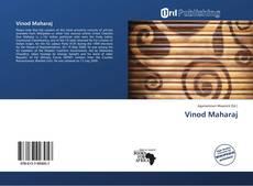 Обложка Vinod Maharaj