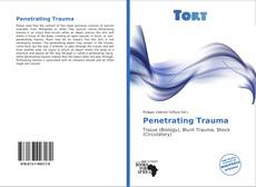 Bookcover of Penetrating Trauma