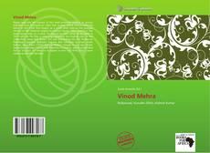 Vinod Mehra的封面