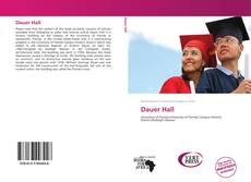 Bookcover of Dauer Hall