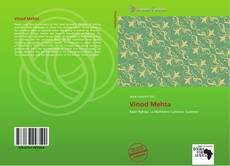 Bookcover of Vinod Mehta