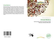 Bookcover of Vinod Mishra