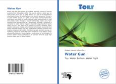 Copertina di Water Gun