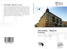 Portada del libro de Ostrówek, Węgrów County