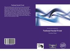 Bookcover of National Social Front