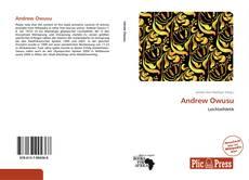 Bookcover of Andrew Owusu