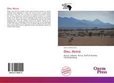 Bookcover of Osu, Accra