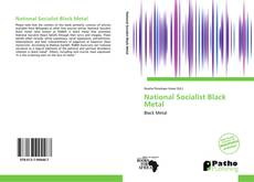 National Socialist Black Metal的封面