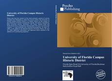 Bookcover of University of Florida Campus Historic District