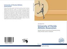 Bookcover of University of Florida Athletic Association